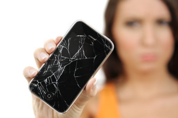 Nova tecnologia permite a regeneração da tela de smartphones