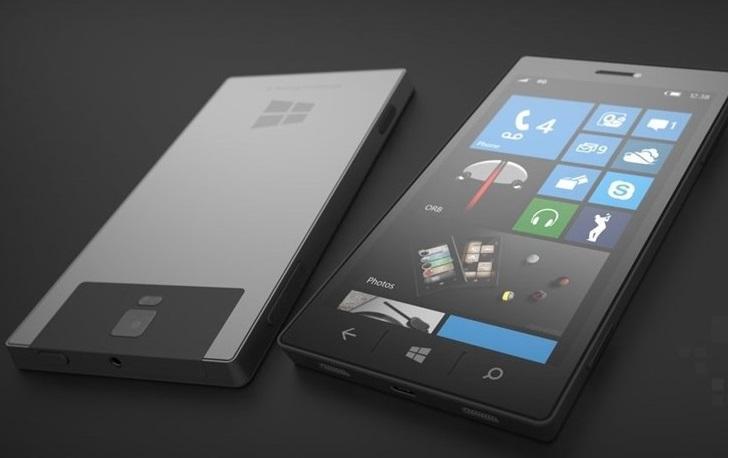 Microsoft irá lançar smartphone Surface