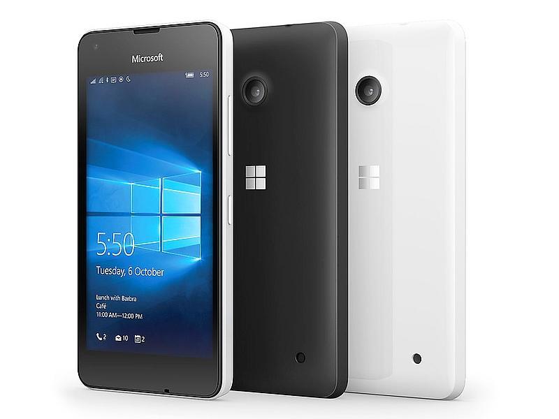 Microsoft anunciou o novo Lumia 550 por US$ 139