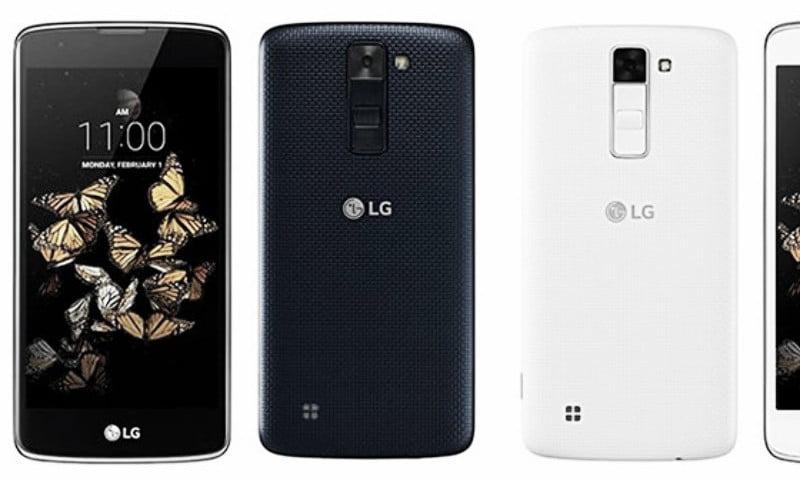 LG lança Smartphones da Série K no Brasil