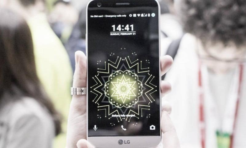 Novo LG G5 – Lançamento e Novidades