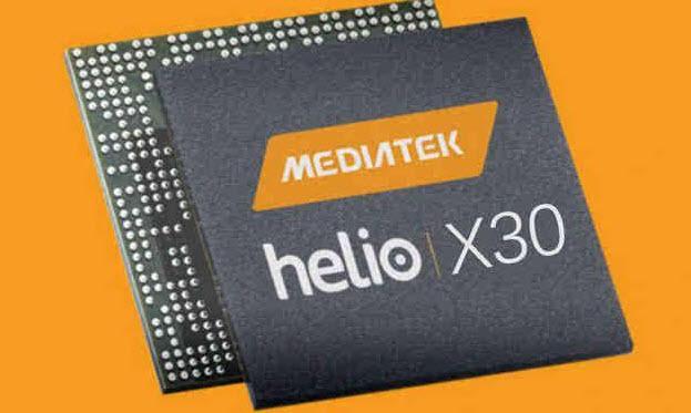 Novo chipset Helio X30 tem 10 núcleos de processamento