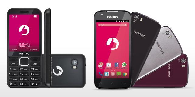 Positivo One e Positivo P28 estão à venda no Brasil