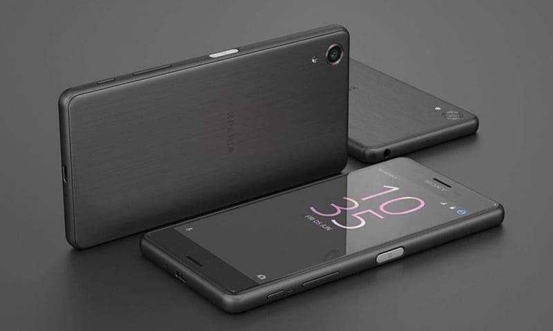 Sony anunciou novos smartphones da linha Xperia X