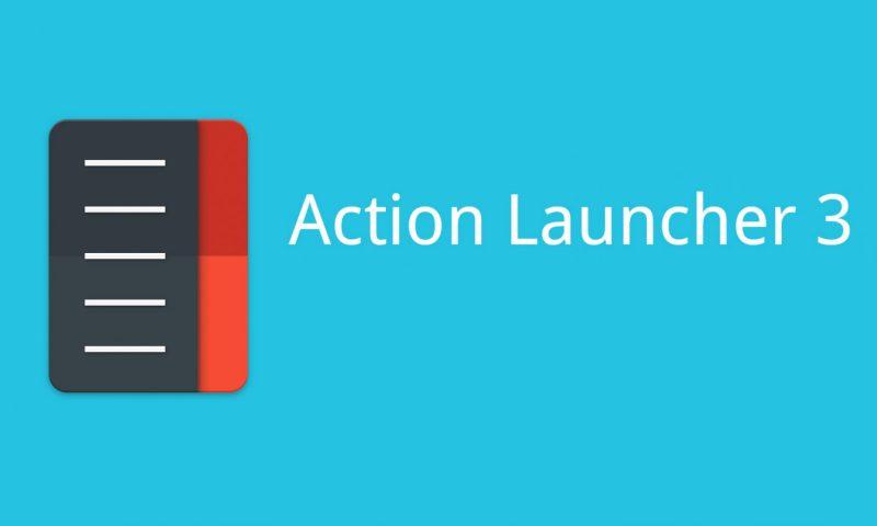 Action Launcher 3  ganha Nova Atualização 3.9