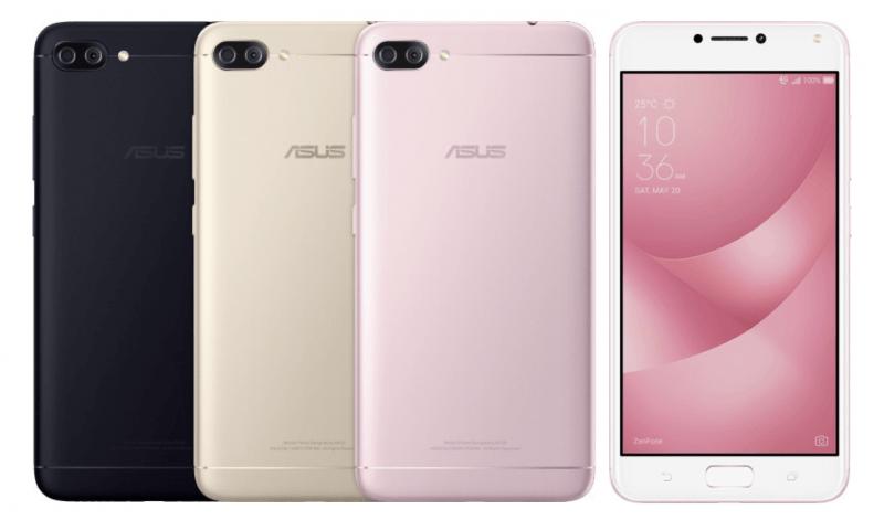 Asus Zenfone 4 – Nova Linha 2017
