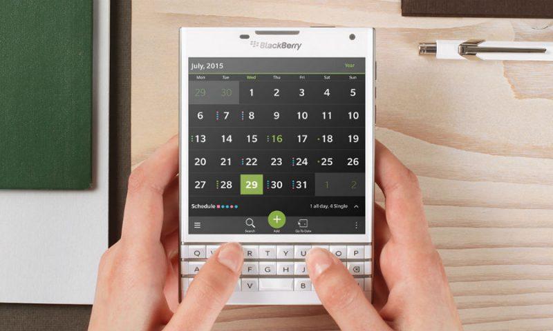 BlackBerry Passport – Ficha Técnica, Especificações